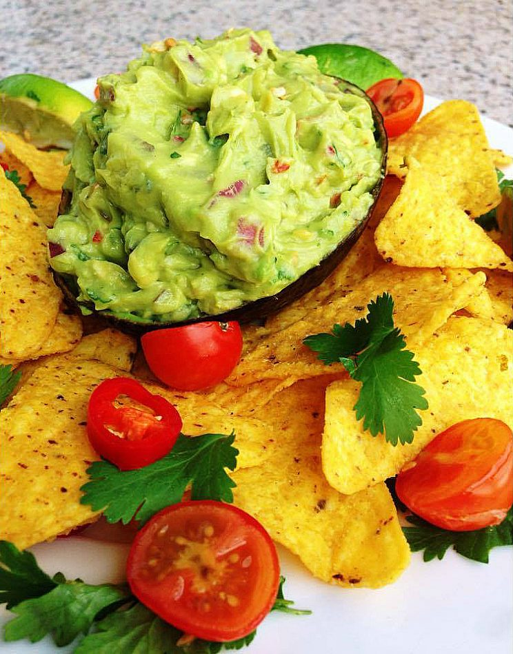 The Greatest Guacamole Recipe