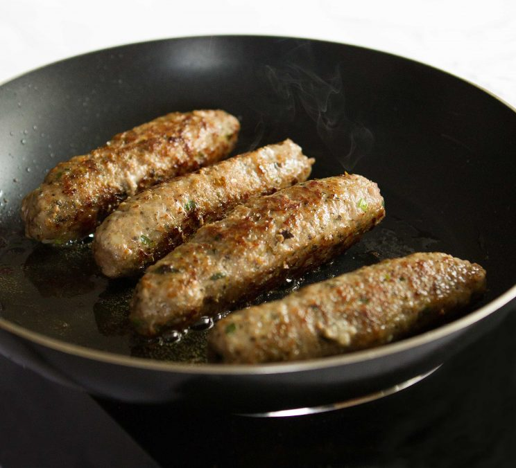Pork Homemade Skinless Sausages