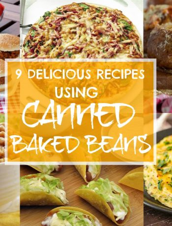 Recipes using canned baked beans logo