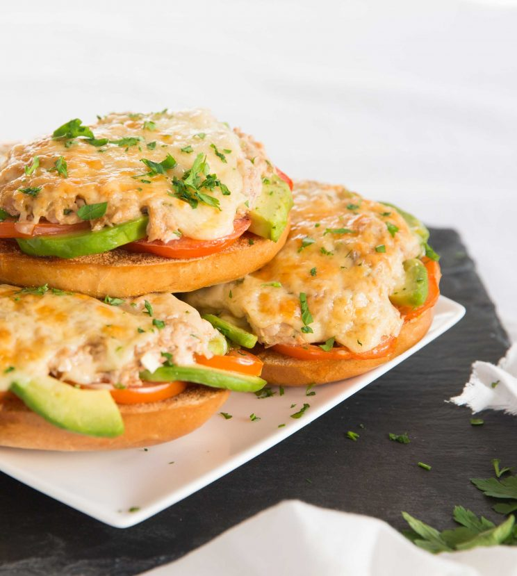 Avocado Tuna Melt