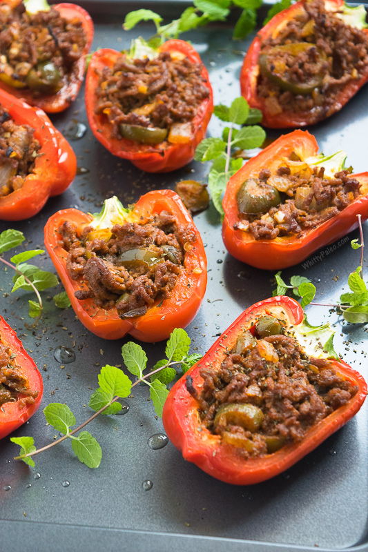 20-minute-dinner-recipes-Easy-Paleo-Mexican-Stuffed-Peppers