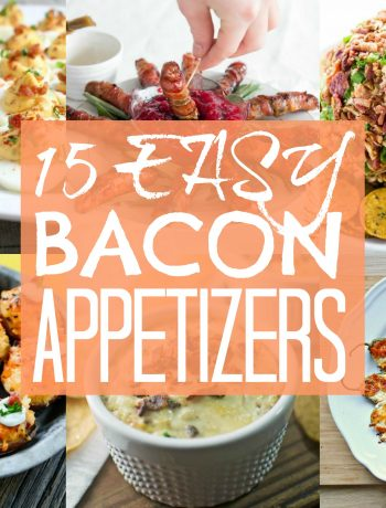 15 Easy Bacon Appetizers