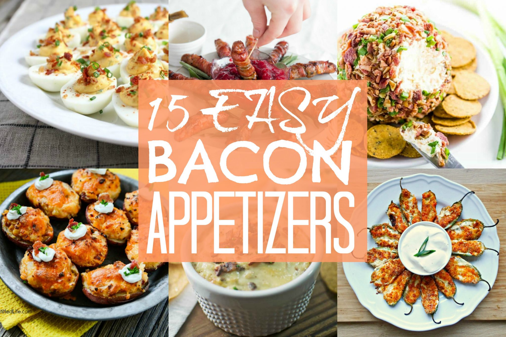 50 Savory, Addictive Bacon Appetizers | Taste of Home