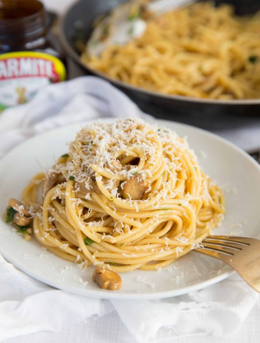 Marmite Pasta