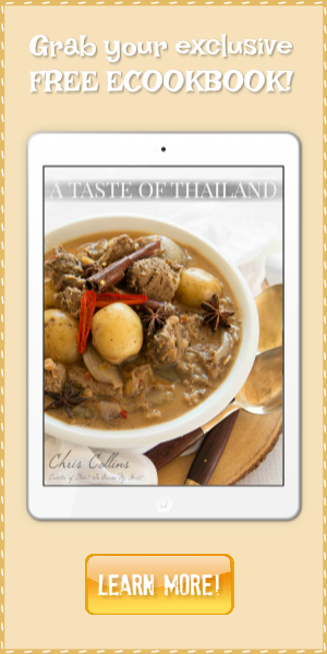 a taste of thailand ebook sidebar