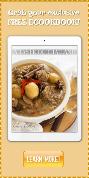 a taste of thailand ebook sidebar