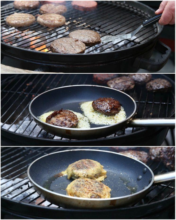 Iceland BBQ Burgers