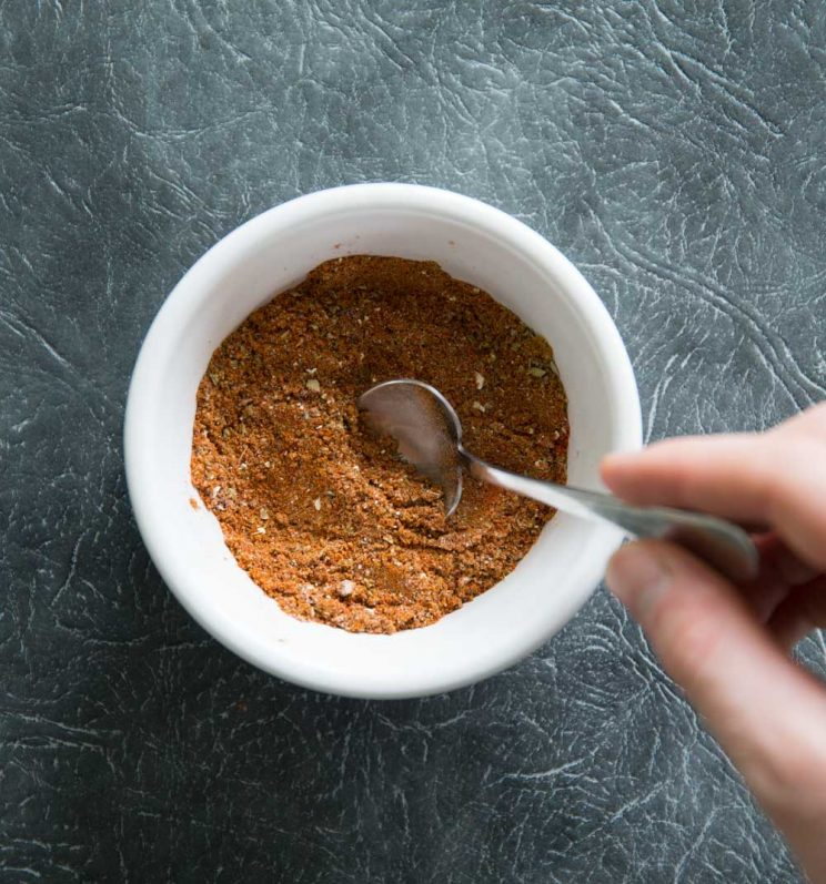 Fajita Seasoning Spice Mix