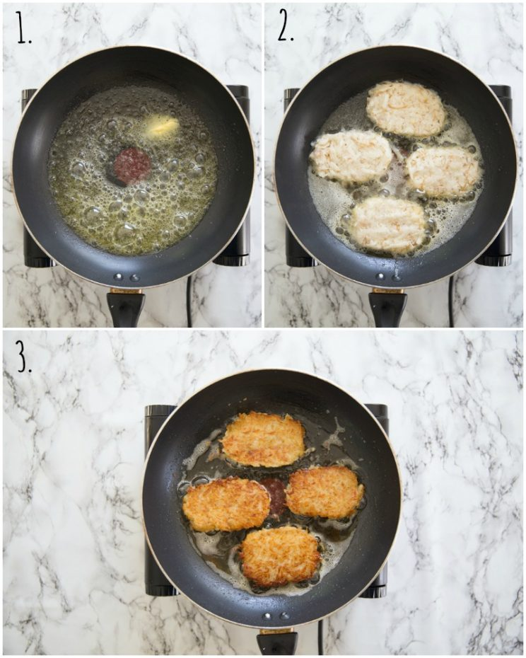 How to cook hash browns - step by step