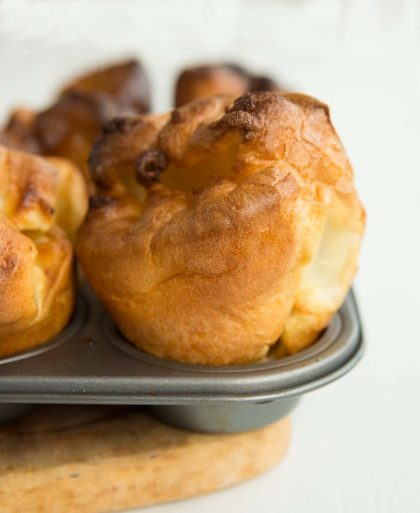 Perfect Yorkshire Puddings
